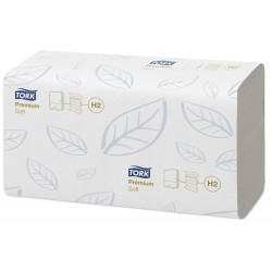 Asciug. Inter. Tork Xpress®H2 Premium Soft